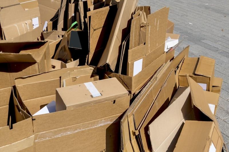 papier pappe und kartonagen entsorgen entsorgung eiken. Black Bedroom Furniture Sets. Home Design Ideas