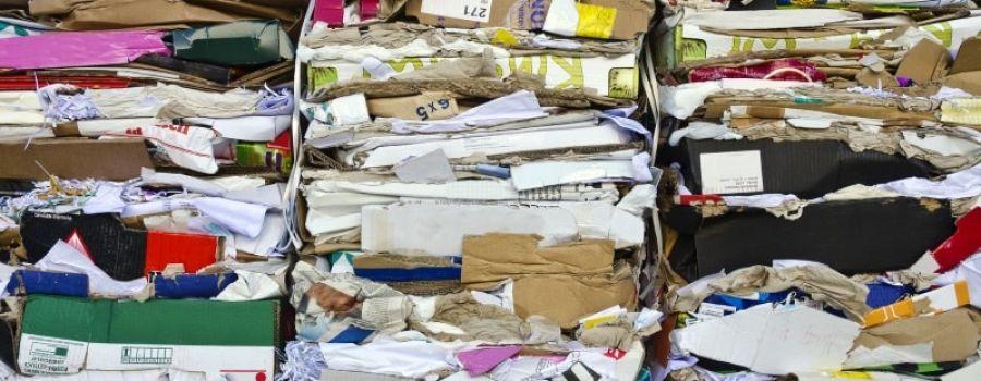 Altpapier, Karton und Kartonagen schnell und einfach entsorgen